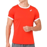 Asics Club Short Sleeve Men's Tennis Top