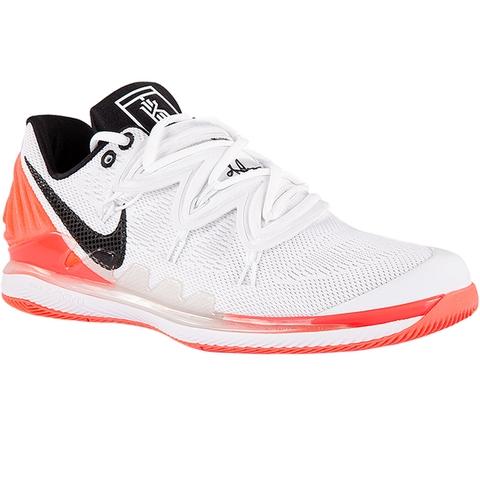 7948adaa26a2e Nike Air Zoom Vapor X Kyrie Irving Flytrap Men s Tennis Shoe White black