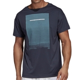 Adidas Parley Graphic Men's Tennis Tee