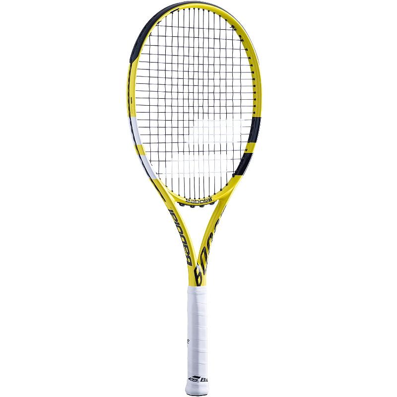 Babolat Boost Aero Strung Tennis Racquet .