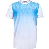 Athletic Dna Ecdysis Mesh Back Boy's Tennis Crew