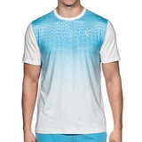 Athletic Dna Ecdysis Mesh Back Men's Tennis Crew