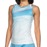Athletic Dna Victory Reptile Women's Tennis Tank