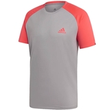 Adidas Club Color Block Men's Tennis Tee