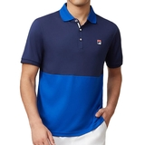Fila Heritage Colorblocked Men's Tennis Polo