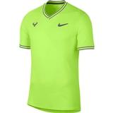 Nike Aeroreact Rafa Jacquard Men's Tennis Top