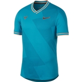 Nike Aeroreact Rafa Jacquard Men's Tennis Top