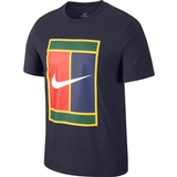 Nike Court Heritage Logo Men's Tennis Tee