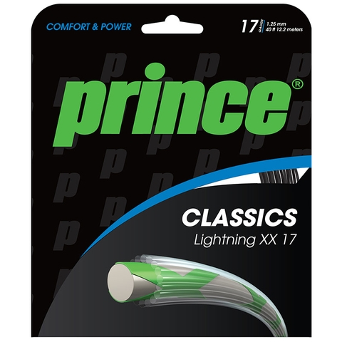 Prince Lightning Xx 17 Tennis String Set