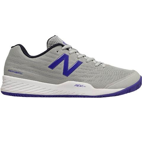 New Balance MC 896 D Men's Tennis Shoe Greyblue