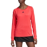 Adidas Escouade Long Sleeve Women's Tennis Tee