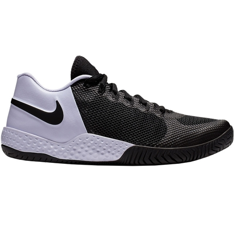 guapo es inutil Para exponer  Nike Flare 2 HC Women's Tennis Shoe Black/purple