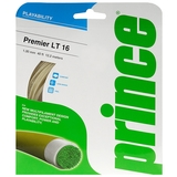 Prince Premier LT 16 Tennis String Set Natural