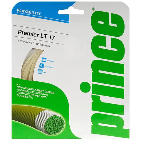 Prince Premier Lt 17 Tennis String Set Natural