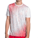 Athletic Dna Amorphous Mesh Back Men's Tennis Crew