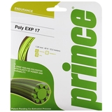 Prince Poly EXP 17 Tennis String Set Optic Yellow