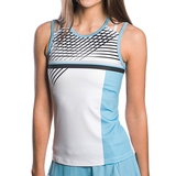 Athletic Dna Victory Lines Women's Tennis Tank