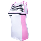 Athletic Dna Victory Lines Girls ' Tennis Tank