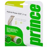 Prince Hybrid Power EXP 17/16 Grey / Natural Tennis String Set