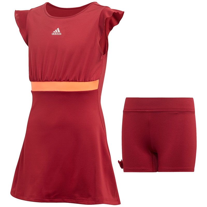 5885cd85863e Adidas Ribbon Girls' Tennis Dress