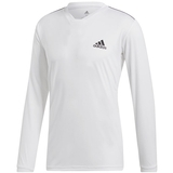 Adidas Club Uv Protect Long Sleeve Men's Tee