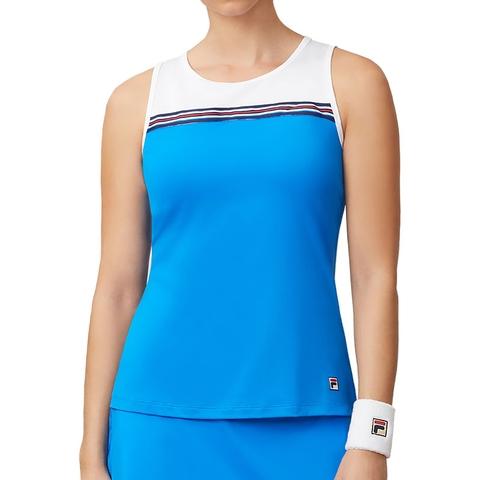 07d2ce70 Fila Heritage Sleeveless Women's Tennis Tank