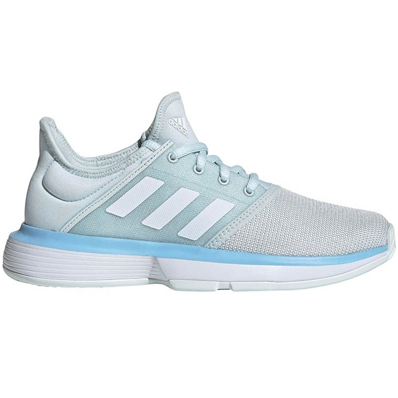 c42f889e4a4 Adidas SoleCourt XJ Junior Tennis Shoe