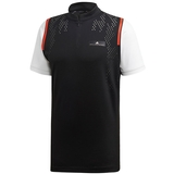 Adidas Stella Mccartney Zipper Men's Tennis Tee