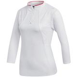 Adidas Stella Mccartney Long Sleeve Women's Tennis Top