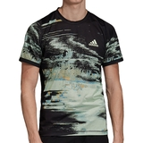 Adidas NY Printed Men's Tennis Tee