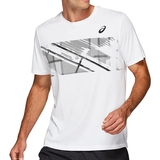 Asics Practice Graphic Men's Tennis Tee