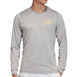 Adidas Ny Long Sleeve Men's Tennis Tee