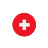 Tennis Plaza Switzerland Flag Tennis Dampener