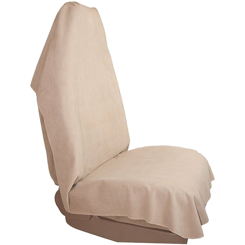 Seatshield Ultra Sport Beige Tennis Seat Cover
