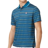 Fila Advantage Striped Men's Tennis Polo