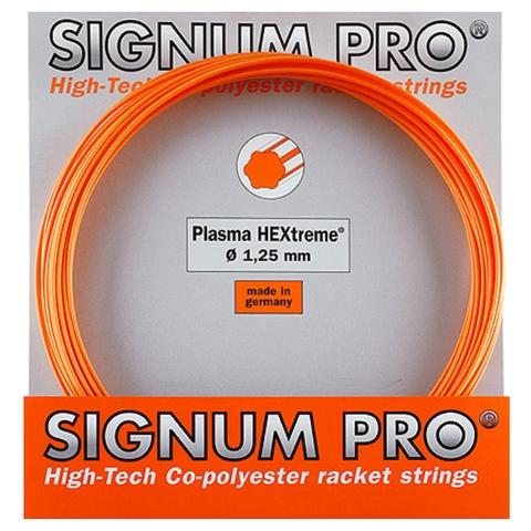 Signum Pro Plasma Hextreme 16l Tennis String Set