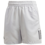 Adidas Club 3 Stripes Boys ' Tennis Short