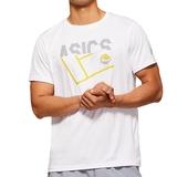Asics Practice Graphic Men's Tennis Tee