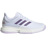 Adidas SoleCourt Boost Women's Tennis Shoe Greenwhite