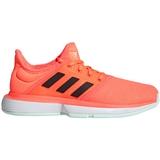 Adidas Solecourt Xj Junior Tennis Shoe