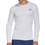 Adidas Heat Ready Long Sleeve Men's Tennis Tee