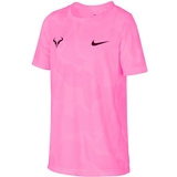 Nike Court Dri Fit Rafa Boys' Tennis Tee