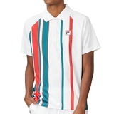 Fila Legend Stripe Men's Tennis Polo