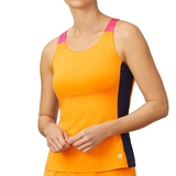 Fila Awning Colorblocked Women's Tennis Tank