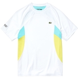 Lacoste Colorblock Performance Men's Tennis Tee