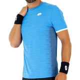 Lotto Top Ten II Printed Men's Tennis Tee