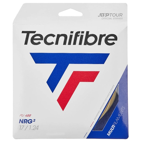Tecnifibre Nrg2 17 Tennis String Set