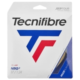 Tecnifibre NRG2 17 Tennis String Set Natural