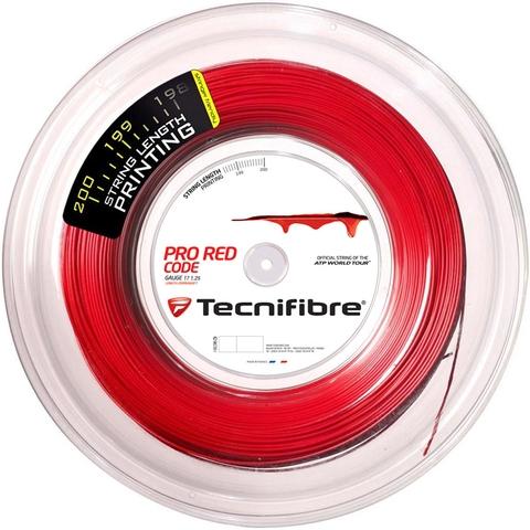 Tecnifibre Pro Red Code 17 Tennis String Reel