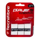 Tecnifibre Player`s Wrap 3 Pack Tennis Overgrip